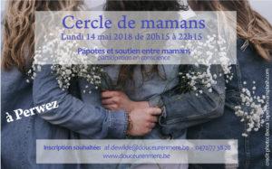 Cercle de Mamans @ Douceur en Mère