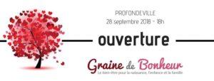 Inauguration du centre Graine de Bonheur @ Graine de Bonheur
